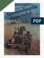 Jean Bourdier - Comandourile Deșertului v.1.0 #
