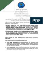Perjanjian Kerjasama Dgn Puskesmas Belakang Padang