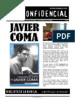 L'H Confidencial, 116. Javier Coma