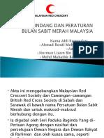 undang-undang dan peraturan BSMM