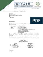Surat RAT