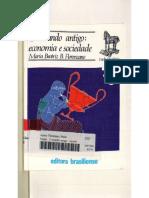 FLORENZANO, Maria. O Mundo Antigo - Economia e Sociedade (Coleção Tudo é História Nº 39)