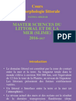 Cours Géomorphologie Littorale