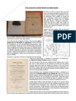 El Aragonés Que Hablaba de La Evolución Cuando Darwin No Había Nacido