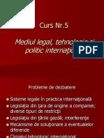 ETICA Mediul Legal