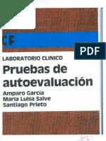 Laboratorio Clinico - Pruebas de Autoevaluacion OCR