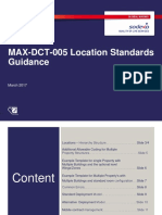 Location Standards Guidance