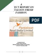 Pantaloon Project