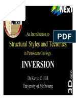 3 NExT Struct Inversion