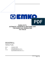 EAOM210 FL Manual