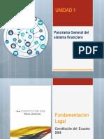 001 Constitución y Sistema Finaciero