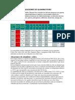 ALEACIONES DE ALUMINO PURO.docx