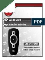 Urc6710 Manual Es Po