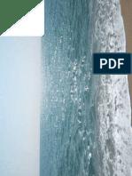 Descrição do mar