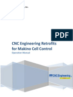 Cell Control Operation Manual
