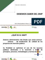 QUE-ES-EL-SNIP word
