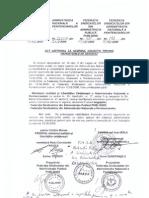 Act Aditional nr. 1 la Acordul Colectiv privind Raporturile de Serviciu (2009)