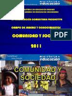 Campo Comunidad y Sociedad