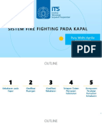 Sistem Fire Fighting Pada Kapal