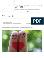 Diabetes y Pareja - Jodorowsky