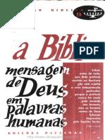 A Biblia Mensagem de Deus em palavras humanas.pdf