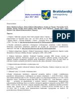 Program Poslanecký Krajský Klub Nezávislých 2017-2022