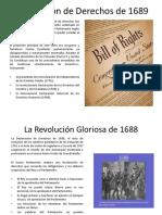 Declaración de Derechos de 1689