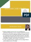 Satyam Case Study