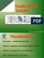 004 Bantuan Hidup Dasar (BHD)