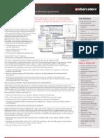 Delphi Data Sheet