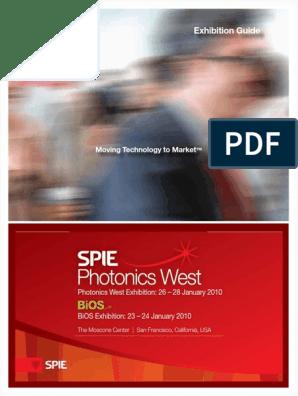 PW10 Exhibit Guide L   Spie   Photonics