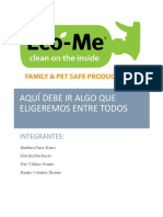 Informe Eco Me
