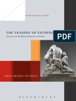 (New Directions in German Studies) Silke-Maria Weineck-The Tragedy of Fatherhood_ King Laius and the Politics of Paternity in the West-Bloomsbury Academic (2014).pdf