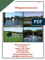 Pond Accessories Price Catalog 2015