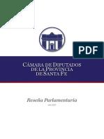 Reseña Parlamentaria 2017