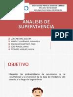 Analisis de Superviviencia