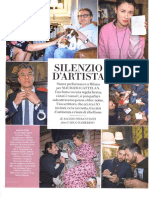Alcide Pierantozzi racconta un party milanese su Vanity Fair
