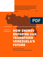 Venezuela Energética - Executive Summary