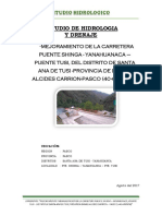 HIDROLOGIA - shinga