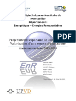 MémoireProjetInterdiscplinaire
