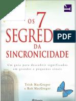 7 Segredos Da Sincronicidade