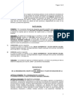 Modelo de Minuta de Constitucion de Empresa Sac