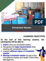 Waste Stream Regulation