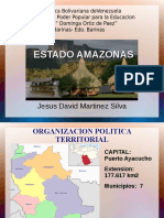 Diapositiva de Amazonas