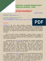 Datum Geodesico