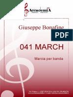 Bonafine - 041 March