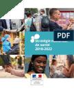 Strategie Nationale de Sante 2018-2022