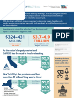 Fischel Pension Divestment Fact Sheet FINAL