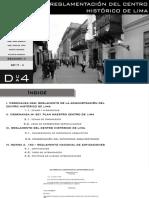 Analisis Urbano Reglamentacion