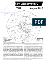 StarMap August 2017